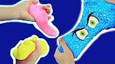 Мыло—лизун своими руками — 6 рецептов - YouTube