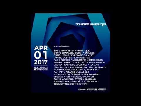 Extrawelt - live @ TIME WARP 2017 (Liveact)