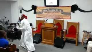 william mcdowell withholding nothing medley mime by anointed movement summer revival night 3
