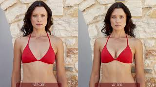 Voda Swim Before & After