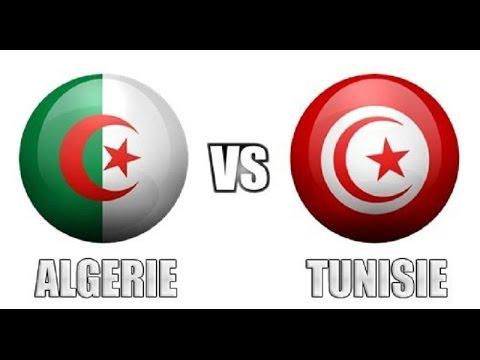 Tunisie VS Algérie   LIVE   (Commentaires)