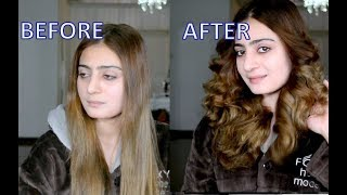 GET 2 MINUTES HEATLESS CURLS   HOW TO GET CURLS WITHOUT HEAT