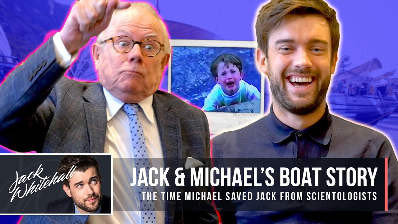 The Time Michael Saved Jack From Scientology