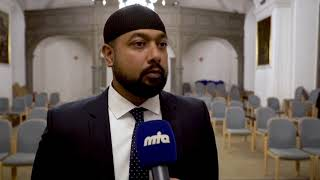 Ahmadi Muslims in Fulda, Germany, given award, recognising public service