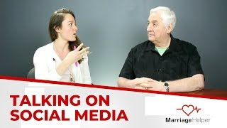 How To Talk About Your Marriage On Social Media