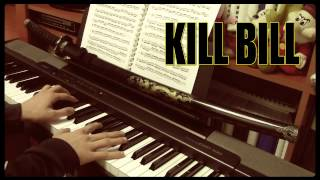 Nancy Sinatra - Bang Bang (piano cover by @andrixbest KILL BILL SOUNDTRACK)