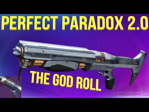 Perfect Paradox Is BACK! And This Is The God Roll... Destiny 2 Season Of Dawn