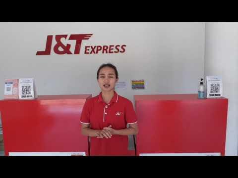 นำเสนอองค์กร J&T Express