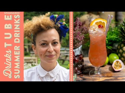 Hurricane Rum Cocktail | Shev
