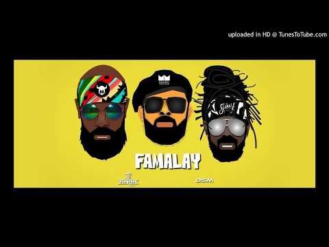 Machel Montano x Skinny Fabulous x Bunji Garlin - Famalay (2019SOCA) |OFFICIAL VIDEO