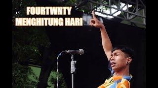 Fourtwnty Cover Menghitung Hari (Anda Perdana) Live