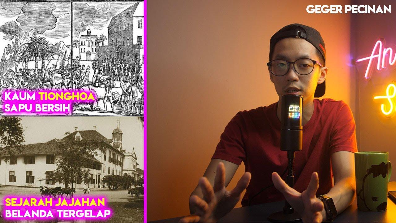 ORANG TIONGHOA DISAPU BERSIH DARI BATAVIA/JAKARTA | Sejarah Indonesia