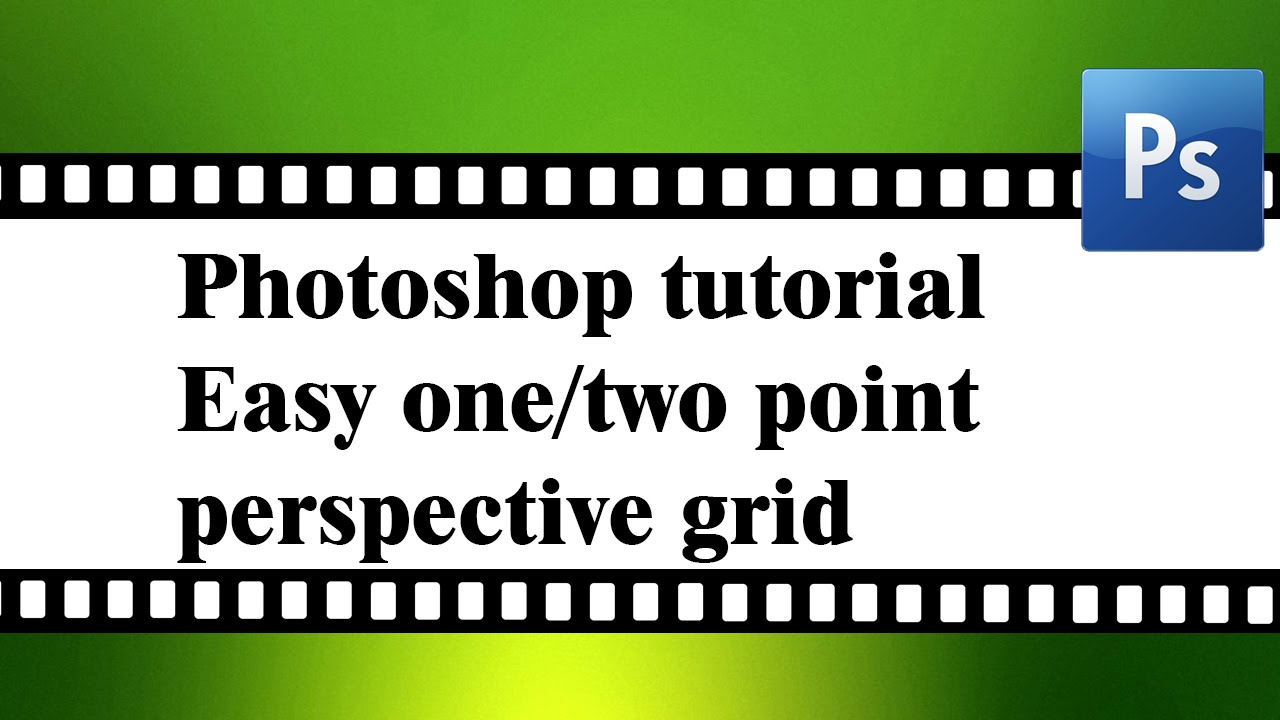 how to add grid in photoshop