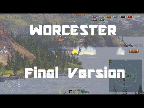 Worcester - Final Version