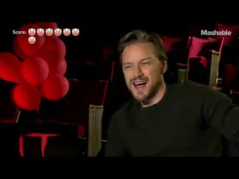 James McAvoy's Fear Test – Know Your Role