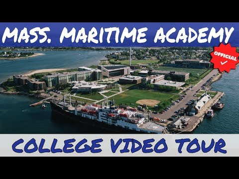 Massachusetts Maritime Academy - Official College Video Tour
