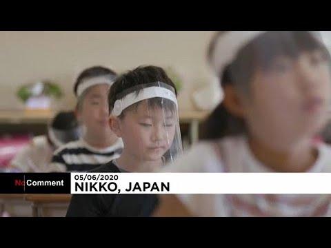شاهد: عودة الأطفال إلى المدارس في اليابان وسط تدابير احترازية صارمة…  - نشر قبل 3 ساعة