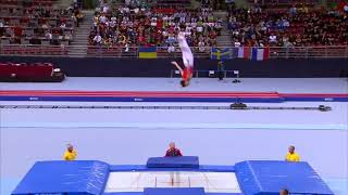 Worlds Best Trampoline Routines Dong Dong