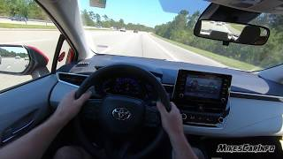 2020 Toyota Corolla Hybrid - Test Drive Experience FULL