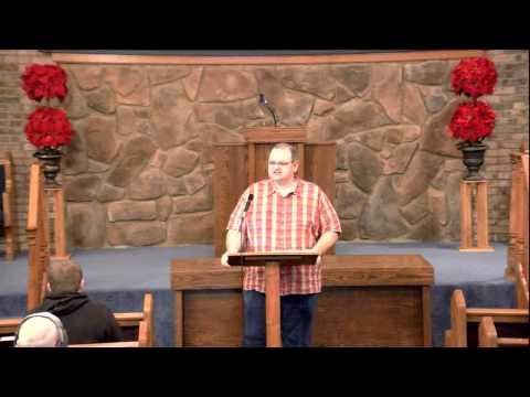 Wednesday PM Devotional (12/23/15) Chris Guin