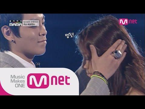 Mnet [올 어바웃 MAMA] Ep.01 : 이효리, 탑의 파격적인 키스퍼포먼스는 연출이 아니었다?!
