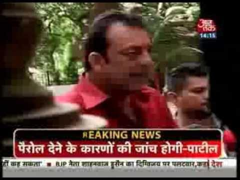 Ruckus over Sanjay Dutt's parole