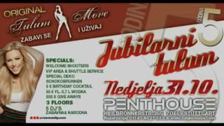 TRAILER: 5 godina Jubilarni tulum / 31.10.2010 @ PENTHOUSE Stuttgart