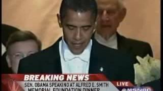 Repeat youtube video Funniest Obama video Yet! Both sides will laugh