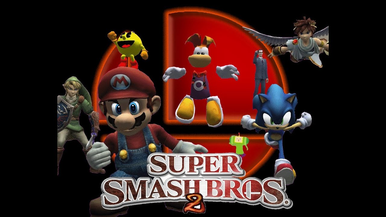 Super Smash Flash 2 v0.9b Eurekajuegos.com