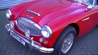 Austin healey 1966 3000MKIII Phase 2 good condition -VIDEO- www.ERclassics.com