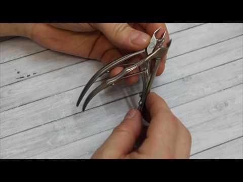 Сталекс Лопатка маникюрная плоская (пушер топорик) (Л-01