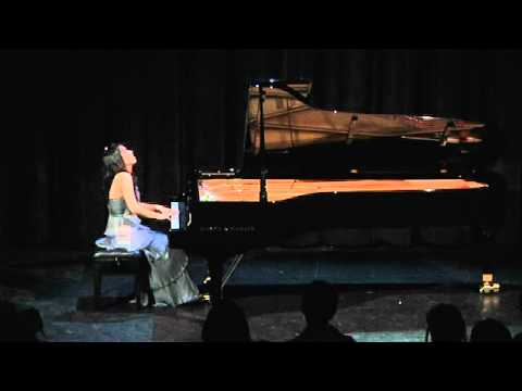 "Ching-Ming Cheng Concert CSUSM 1/31/12 Song 2 ""Ballade No. 1 in G minor, Op. 23"" Frederic Chopin"