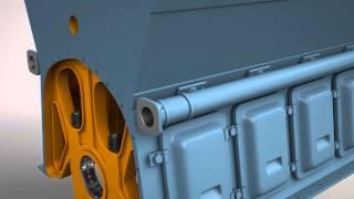 видео Техническое обслуживание дизель-генератора 10Д100 тепловоза 2ТЭ10В