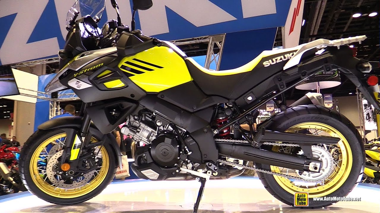 2017 suzuki v strom 1000 walkaround debut at 2016. Black Bedroom Furniture Sets. Home Design Ideas