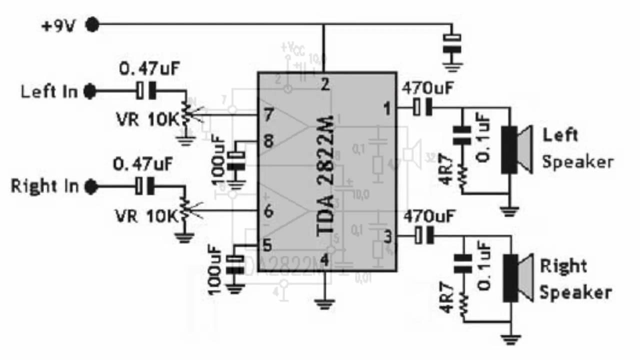 UTC2822M PDF