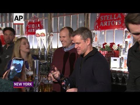 Matt Damon's Water.org teams up with Stella Artois for Super Bowl ad