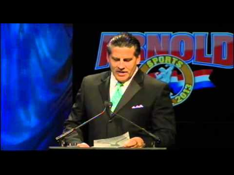 ARNOLD CLASSIC 2013 FITNESS ROUTINES