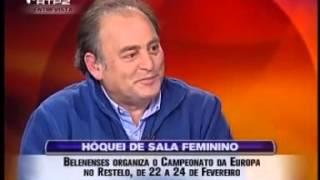 Eurohokey Lisbon2013 no Canal 2 da RTP