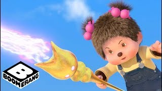 Monchhichi Tribe   The Glowing Fruit   Boomerang Official