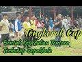 VIDEO: SALUT! Peduli Sepakbola, Yonif Para Raider 305 Kostrad Karawang Gelar Tengkorak Cup