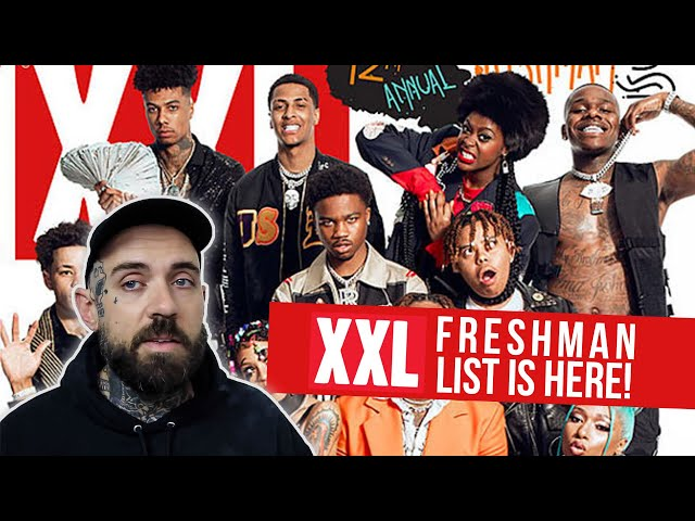 The XXL Freshman List Is Here... Lets Talk About It