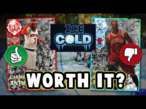 NBA 2K18 WHICH ICE COLD CARDS ARE WORTH BUYING!! - NBA 2K18 MyTEAM