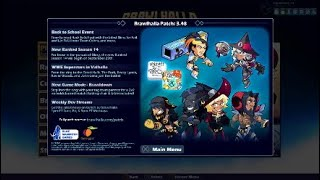 Free game on PlayStation(Brawlhalla) / Видео