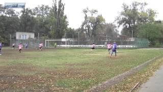ФК Атлетик  0:0  ДЮФК Черноморец 2 (1 тайм)
