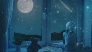 STERNENLIED ⭐ Schlaflieder, Gute Nacht Lieder, LaLeLu Kinderlieder/ Weiß du wieviel Sternlein stehn