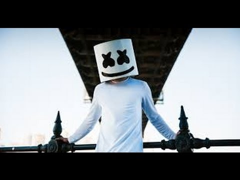 Marshmello Alone ( Music Video )
