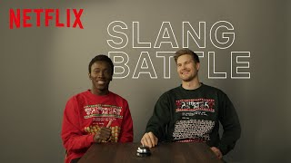 Norwegian Slang Battle With The Cast Of Netflix' Home For Christmas