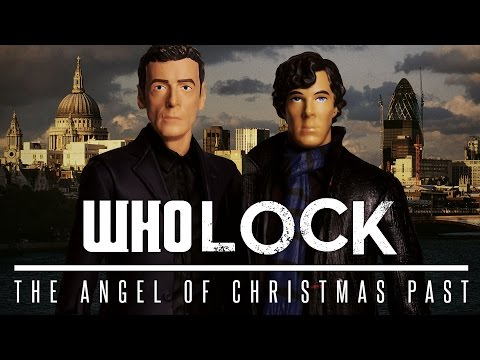 WHOLOCK Figure Adventures: The Angel of Christmas Past (Christmas 2016)