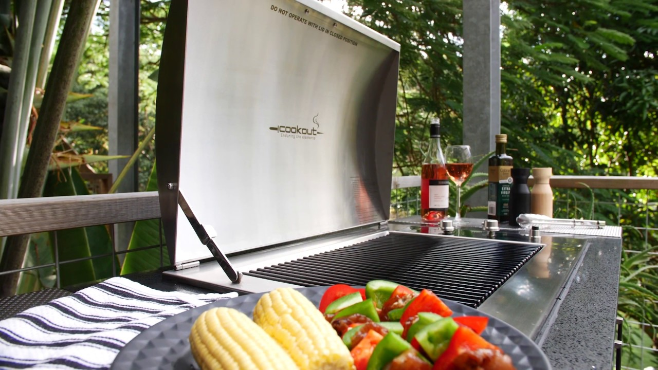 Arteflame Patent Ingenious Design Incredible Taste The Infinity Bbq Video