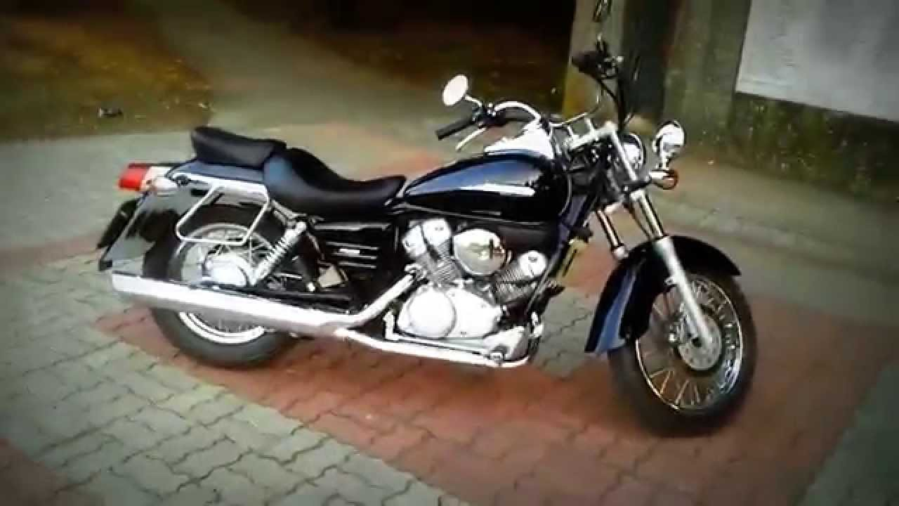honda shadow vt 125 c2 youtube. Black Bedroom Furniture Sets. Home Design Ideas